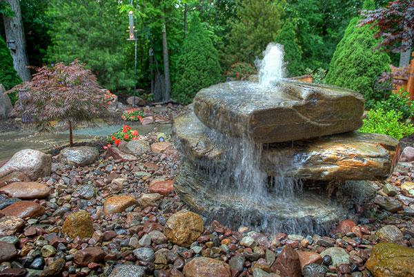 Water Features Buffalo Ny Landscape Buffalo Ny Lincoln Park Nursery