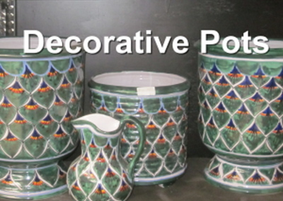 Decorative Pots